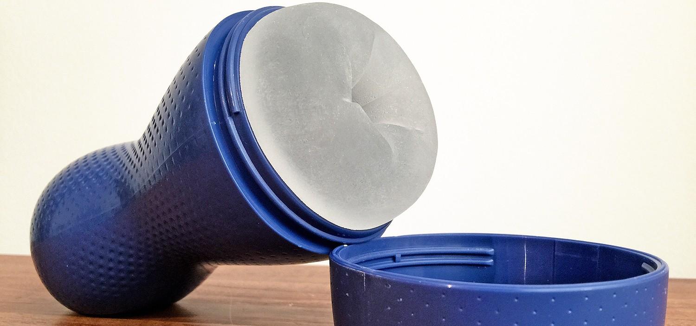 Bondara Real Feel Textured Masturbation Cup