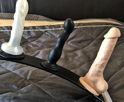LoveArc Self-Propelled Sex Machine