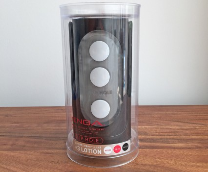 TENGA Flip-Hole Black