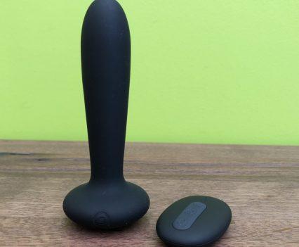Svakom PRIMO Heated Rechargeable Butt Plug